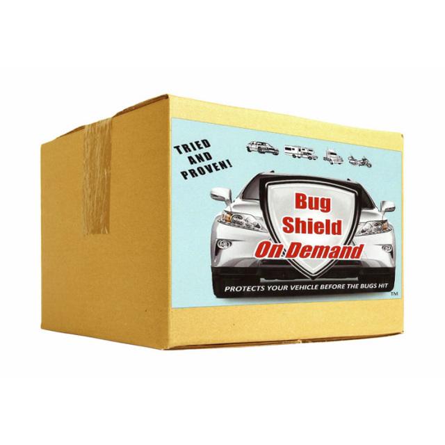 The Leading Edge Bug Shield™ - 1 Case 16 oz cans = 12-16 oz